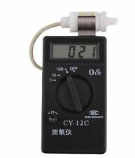 New Portable Oxygen Concentration Content Tester Meter Detector