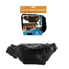 Nylon Waist Pouch Belt Bum Bag Fanny Pack Travel Sport Hip Purse Women Men New !