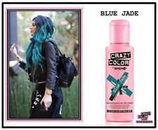 Crazy Color Semi Permanente da RENBOW TINTURA PER CAPELLI Cream-BLUE JADE no.67 100ml