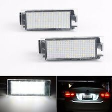 GOBGOD LED License Plate Light Bulb Lamp For Peugeot 508 4D SEDAN / 508 5D SW