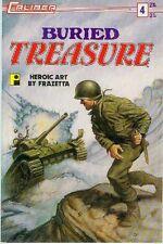 Buried Treasure # 4 (heroic Art of Frank Frazetta) (Estados Unidos, 1990)