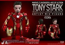 Avengers: Age of Ultron: Tony Stark (Mark XLIII Armor Version) Artist Mix Figure