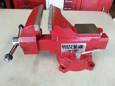 Matco Tools Bench Vise 6 1/2 Inch MV6B Pipe Jaws Swivel Base