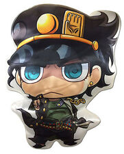 "1x JoJo's Bizarre Adventure 14"" Jotaro Kujo Great Eastern GE-45741 Plush Pillow"