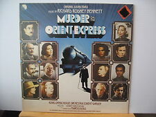 MURDER ON THE ORIENT EXPRESS Original Soundtrack EMI VINYL LP Free UK Post