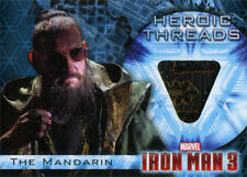 Iron Man 3 Movie Costume Memorabilia HT-8 Ben Kingsley as The Mandarin V3