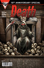 GRIMM FAIRY TALES Death One Shot 10th Anniversary Special Cover B Marat Mychaels