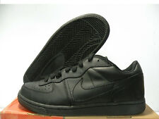 NIKE TERMINATOR LOW SNEAKERS MEN SHOES BLACK 309436-001 SIZE 11.5 NEW