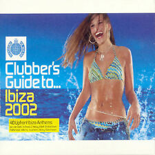 Clubber's Guide To...Ibiza 2002 by Various Artists (CD, May-2002, Ministry Of...