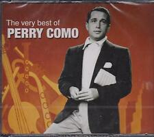 THE VERY BEST OF PERRY COMO on 3 CD'S -  NEW -
