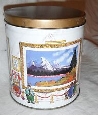TRAILS END TIN YOUNG ARTIST NATIONAL WINNERS COMMEMORATIVE TIN 1994-1995 RARE