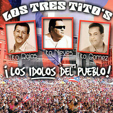 Various Artists-Los Tres Titos CD NEW