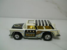 Hot Wheels Real Rider Sacramento Police Chevy Nomad 1/64 Scale