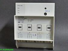 Siemens EIB KNX Schaltaktor 4fach, 16 A, mit Handbedienung, 5WG1 510-1AB01
