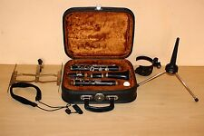 Amati Kraslice Vintage Albert Bb Clarinet Luxus German System + Extras