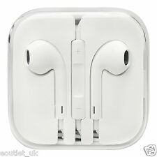 100% Genuine Apple iPhone 6S SE EarPods Headphone Earphone Handsfree with Mic