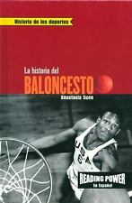 La Historia del Baloncesto (Historia de los Deportes) (Spanish Edition-ExLibrary
