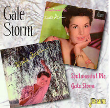 Gale Storm/Sentimental Me * by Gale Storm (CD, Feb-2008, Jasmine Records)