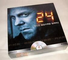"""""""24"""" TV Show DVD Board Game - with Multiple Interactive Storylines - NIB Sealed!"""