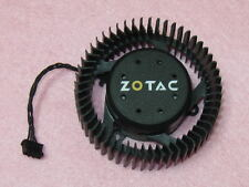 65mm EVGA ZOTAC GTX 465 470 480 660 670 680 Fan Replacement 4Pin BFB0712HF 1.80A