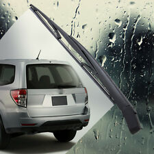 Rear Windshield Wiper Arm + Blade Set For Subaru Forester Impreza Legacy Outback