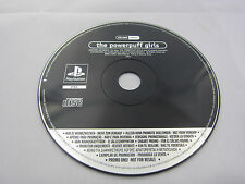 The Powerpuff Girls PROMO DISC FULL GAME Sony Playstation One PS1 REE UK P&P