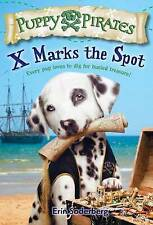 Puppy Pirates #2: X Marks the Spot by Erin Soderberg (Paperback, 2015)