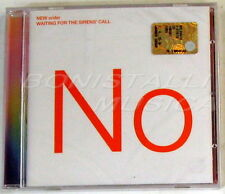 NEW ORDER - WAITING FOR THE SIRENS' CALL - CD Sigillato