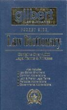 Gilbert's Pocket Size Law Dictionary--Blue: Newly Expanded 2nd Edition!