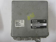 Genuine BMW E36 318Tds Bosch Engine Control Unit ECU 2245541  0281001243 #68