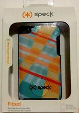Speck Fitted Case -RedPlaid Tangy for iPod Touch 4G #SPK-A0178