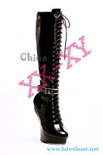 Pony play heel less big sizes pony boots--EU38,40,42,44 Only