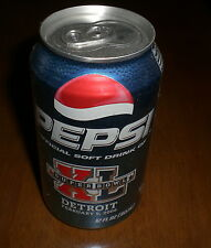 STEELERS vs SEAHAWKS SUPERBOWL XL PEPSI COLA CAN