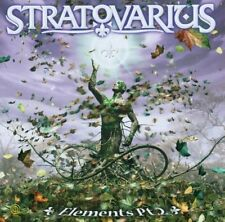 Stratovarius Elements Pt.2 / NUCLEAR BLAST CD 2003