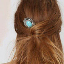 Fashion Retro Hair Pins Grips Clips Slides Vintage Barrette Headbands Accessory