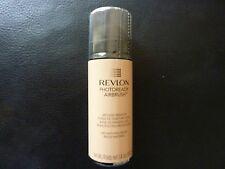 Revlon PhotoReady Airbrush Mousse Makeup - NATURAL BEIGE  #040 -Brand New/Sealed