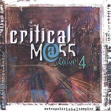 Critical Mass 4 2003 (Disc Only)