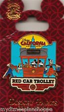 Disney Park Collection-Disney California Adventure- Red Car Trolley- Hollywood