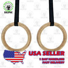 Wooden Olympic Rings Gymnastic Crossfit