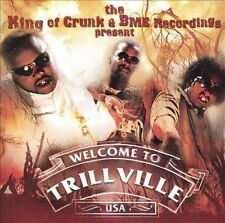 The King of Crunk & BME Trillville [Clean] [Edited] by Lil Scrappy CD NEW