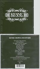 CD--KEANE -- --- HOPES & FEARS