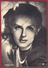 MARINA DOGE 02 o ALBA WIEGEL - ATTRICE ACTRESS CINEMA MOVIE - TRIESTE - FOTO