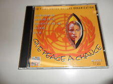 Cd   50 Years  United Nations Organization Give Peace a Chance