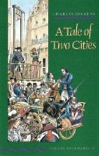 A Tale of Two Cities (Oxford Bookworms, Green)