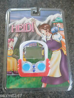 HEIDI LCD HANDHELD GAME 1980s NEW OLD STOCK RARE SEALED RETRO TABLETOP