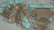 Paper Cone sleeves for ice cream cones by foodcrafting inspirations 6 ct. pkg 25