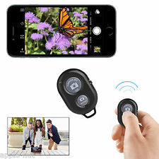 Wireless Bluetooth Camera Remote Self Timer Shutter For iPhone And Android
