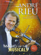 André Rieu : Magic of the Musicals (DVD)