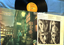 DAVID BOWIE - LP ZIGGY STARDUST - SPAIN EDITION ORIGINAL RCA VICTOR 1972