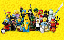 Lego 71013 Collectable Minifigures Series 16 Full Set of 16 New & Sealed (MISP)